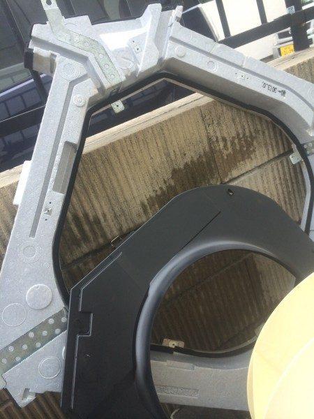 加古川市にて業務用エアコンクリーニング